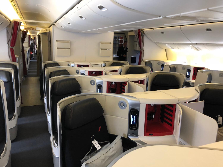 I Loved Flying Air France 777 300 Business Cl Live