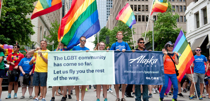 Alaska Airlines Gay Discrimination