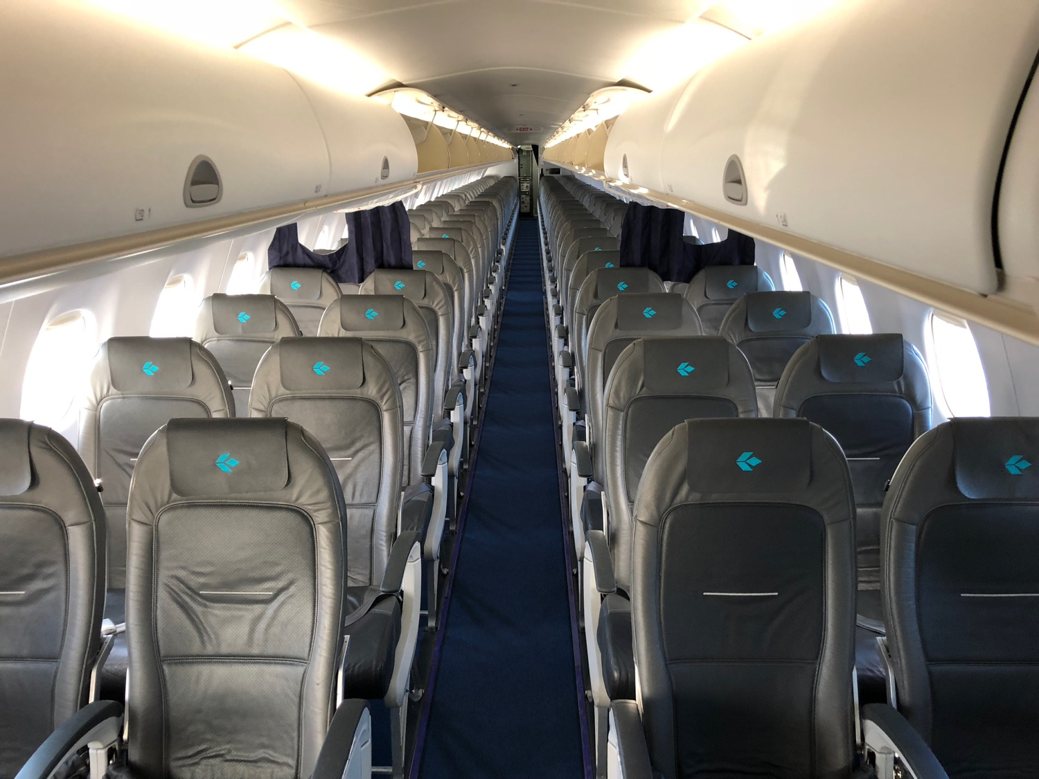 Review: Air Dolomiti ERJ-195 Business Class Nice To Munich - Live and Let's Fly