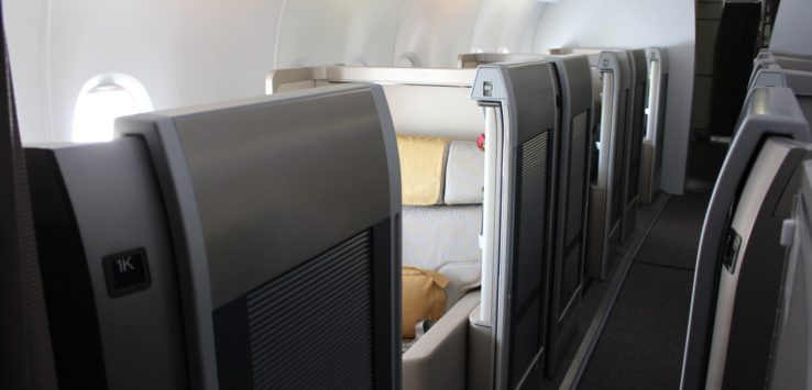 Asiana A380 First Class Review