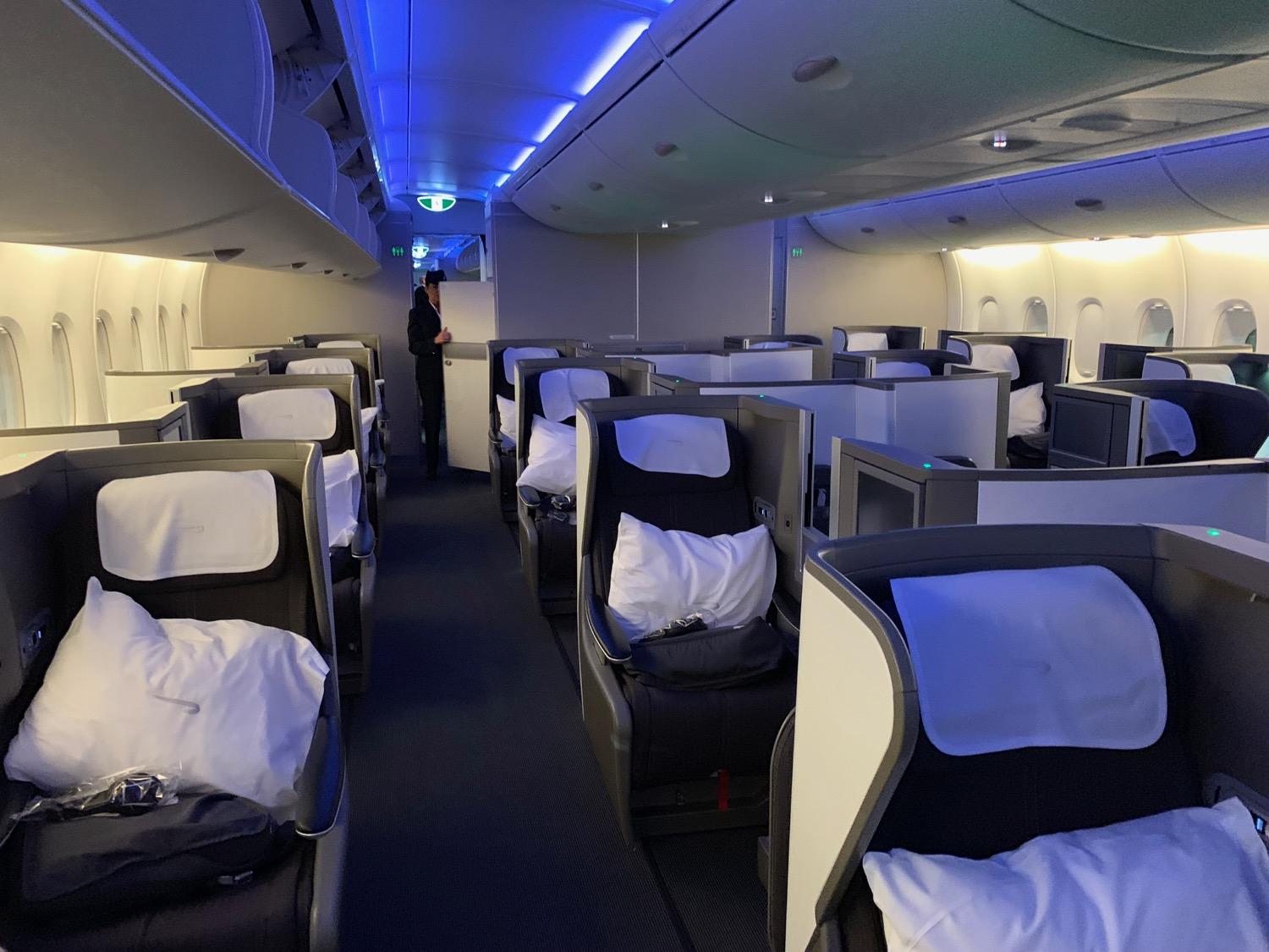 British Airways' new Boeing 747 interior upgrade revealed ...