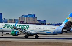 Frontier Airlines Tipping