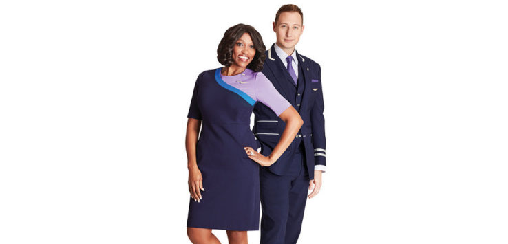 United AIrlines 2019 uniforms