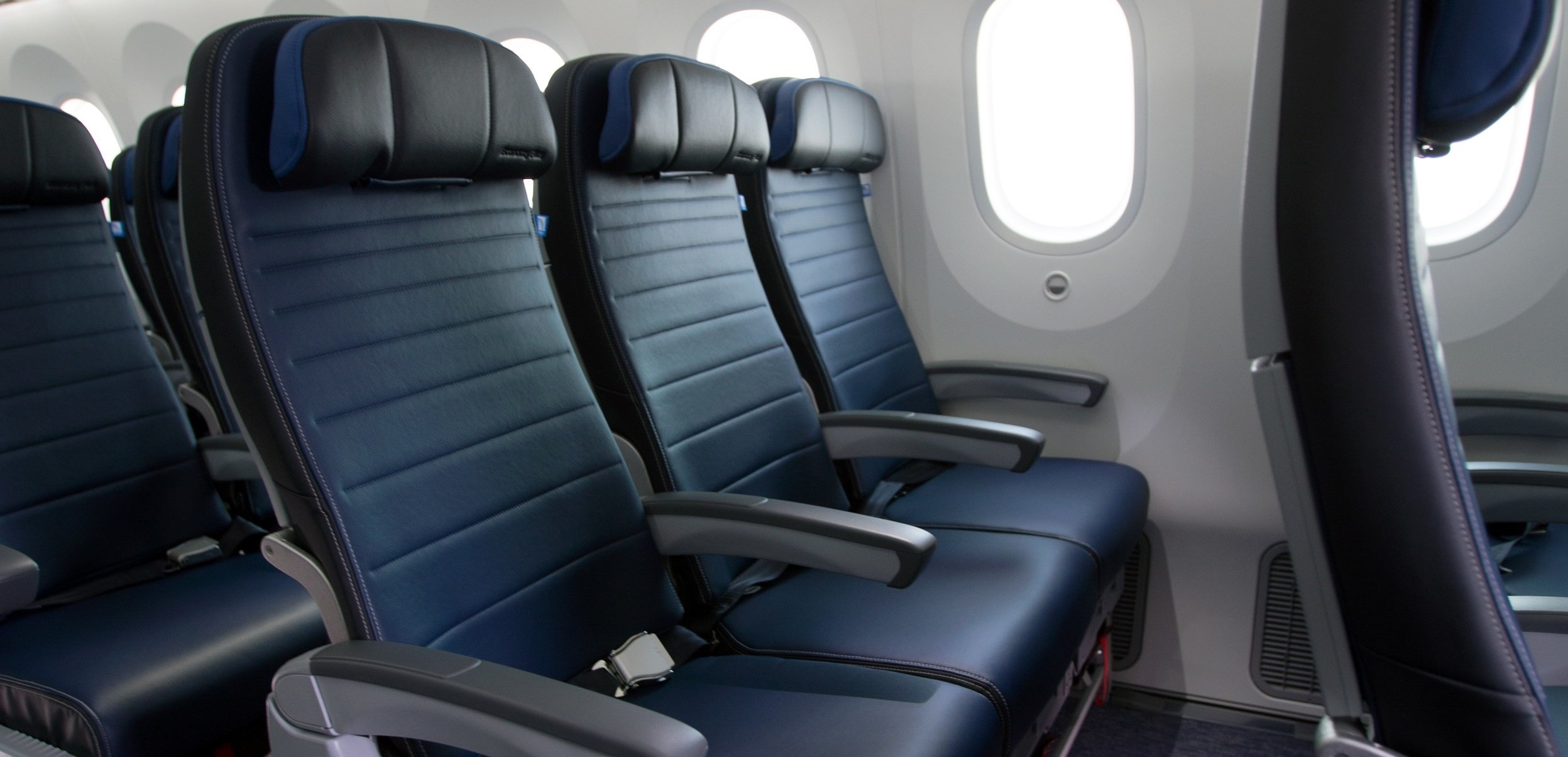 800a0a254f26 A fat-shaming passenger was escorted off a United flight after complaining  bitterly about having to sit between two passengers of size in economy  class.