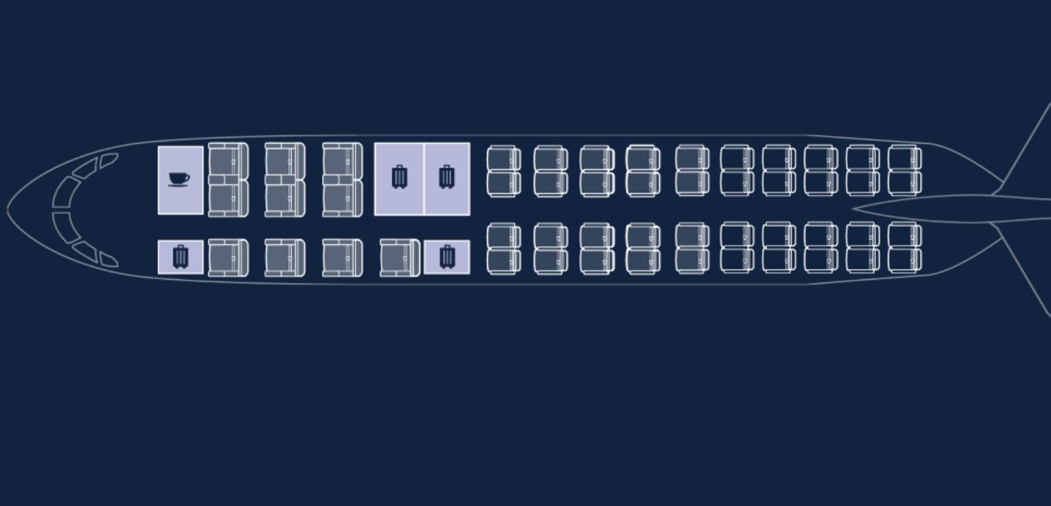 United Airlines CRJ-550