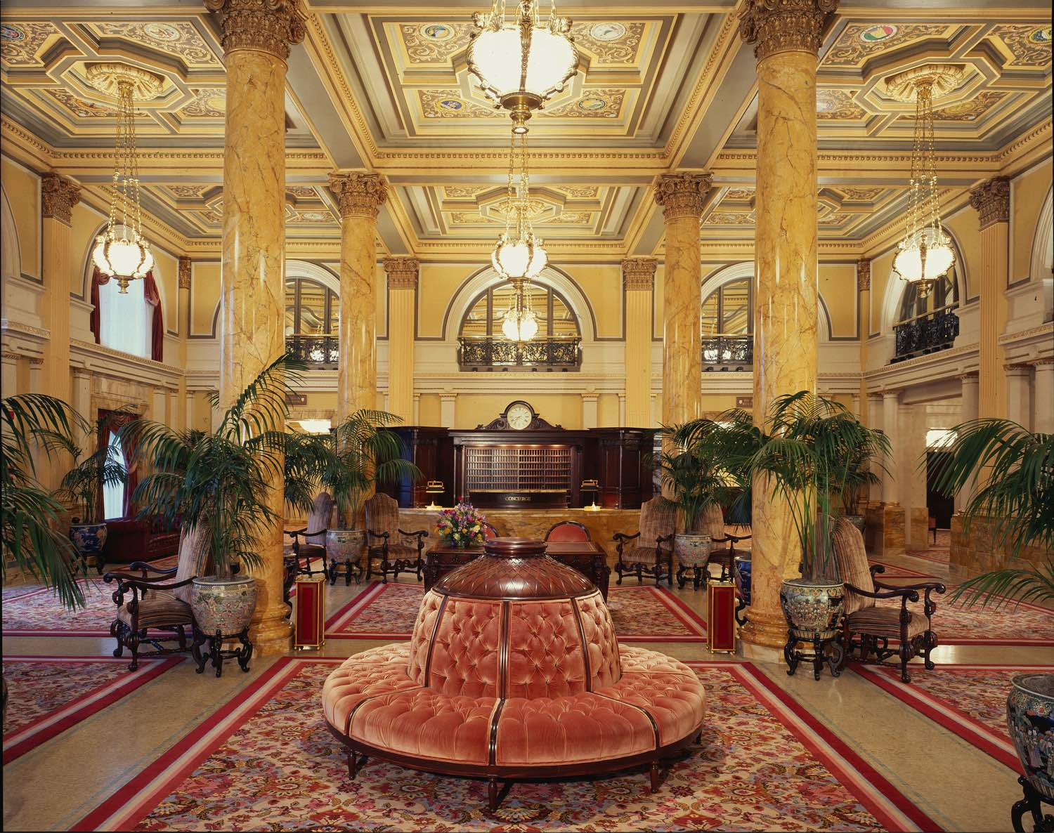 Why The Willard InterContinental Is My Favorite Hotel In Washington, DC