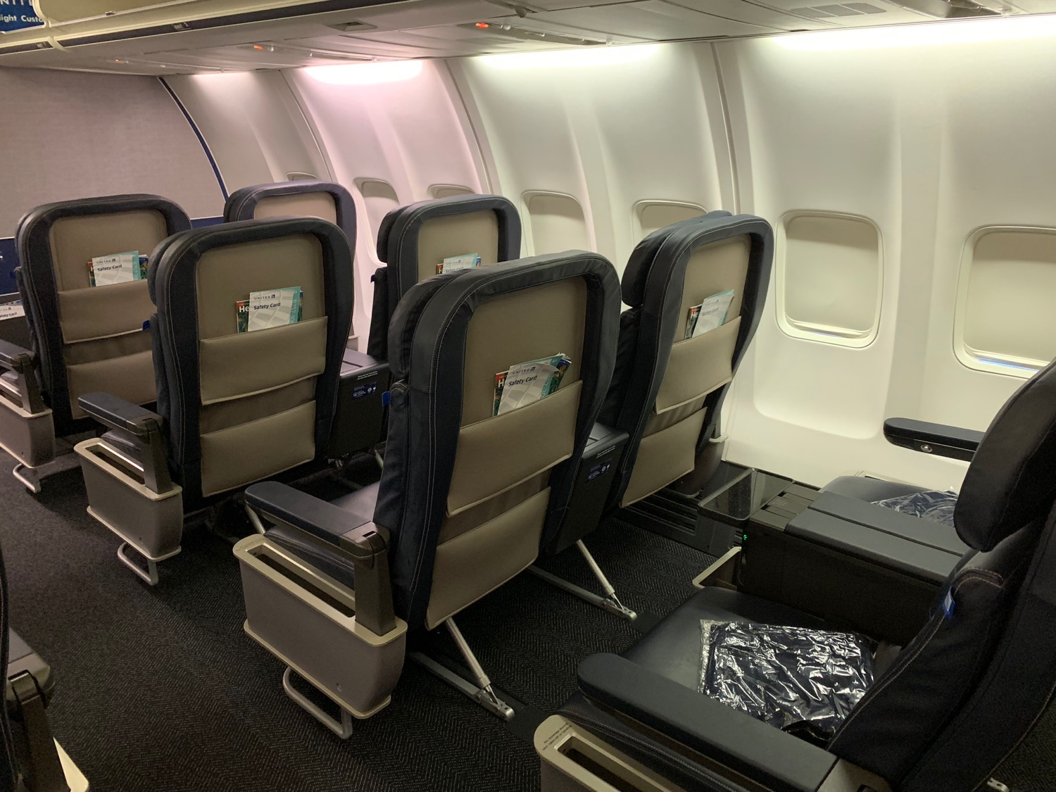 Review: United Airlines 757-300 First Class Honolulu To ...