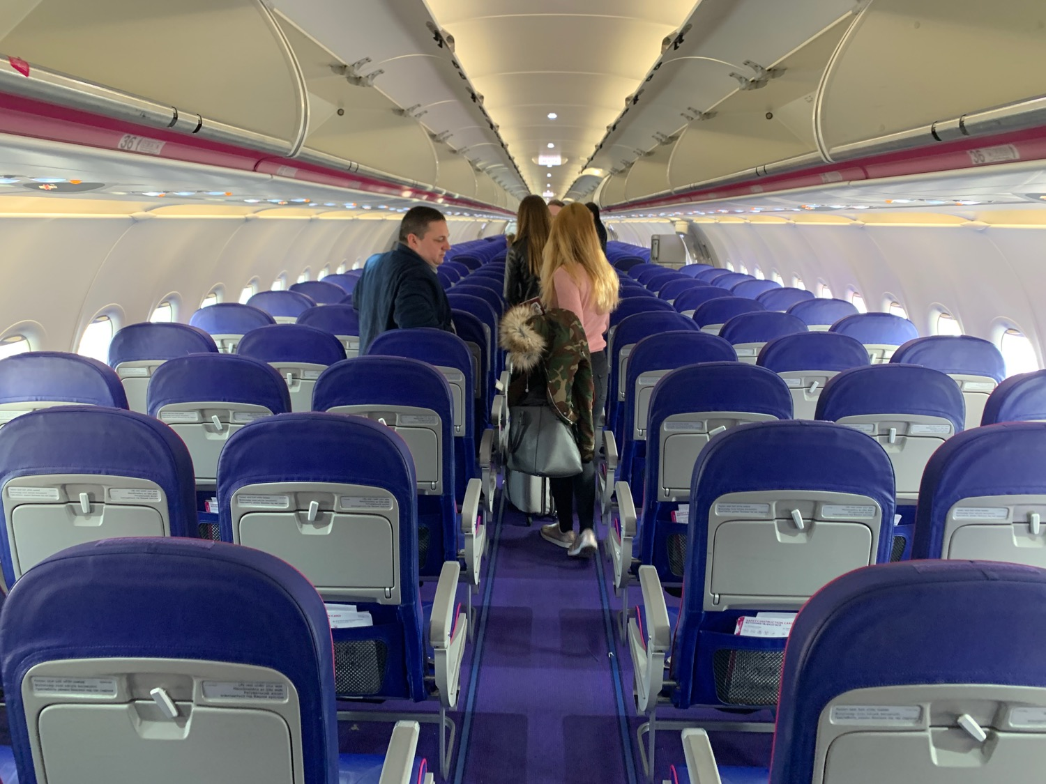 Review Wizz Air A321 Basel To Warsaw Live And Let S Fly
