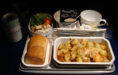 British Airways Free Food