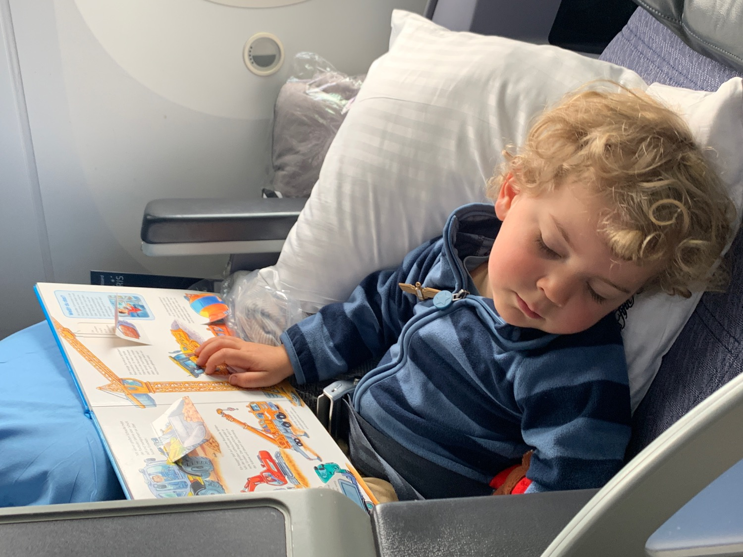 United Airlines Shines…Unlike My Son