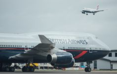 British Airways Retro Livery 747