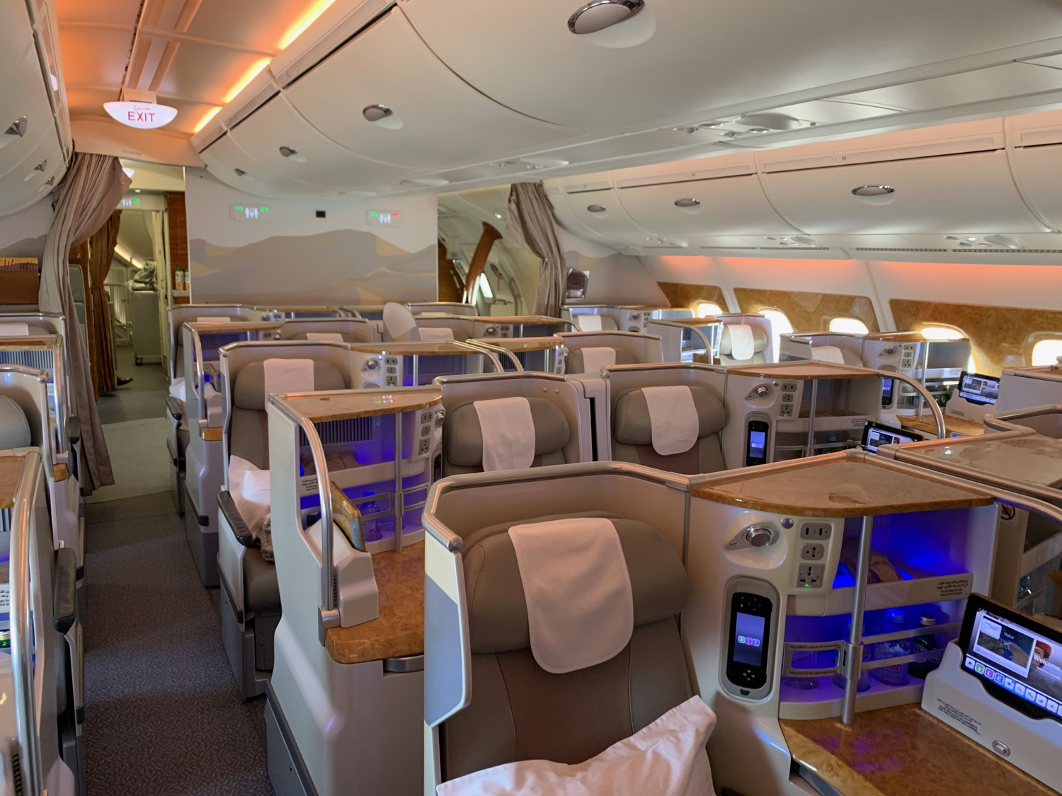 Review: Emirates A380 ...