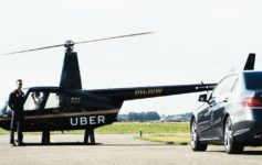 Uber Copter