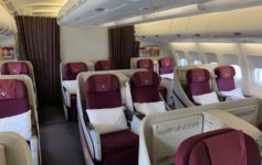 Air Italy A330 Business Class