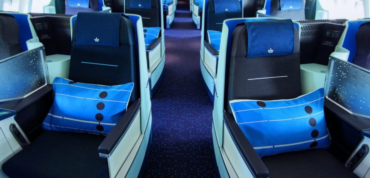 KLM Cheap Upgrade