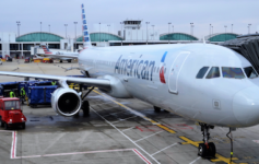 sized American Airlines A321