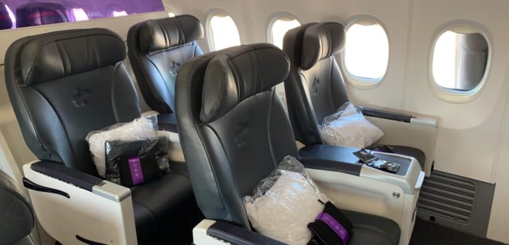 Virgin Australia 737-800 Business Class Review