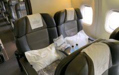 Icelandair 767-300ER Business Class Review