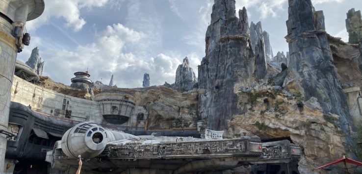 Disney's Galaxy's Edge