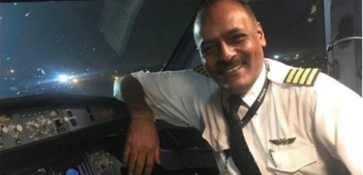 Fake Lufthansa Pilot