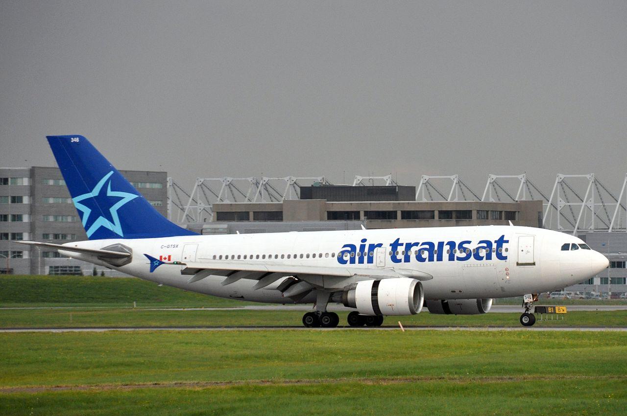 Air Transat Medical Scare