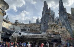 Galaxy's Edge at Disney's Holloywood Studios