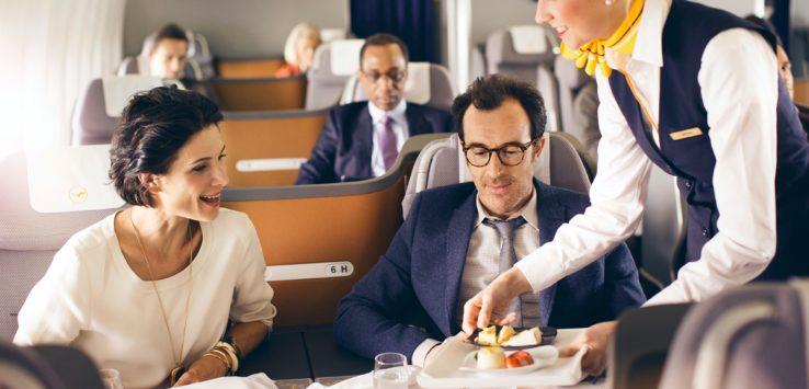 Lufthansa Upgrade Bidding