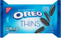 Oreo Thins United Airlines