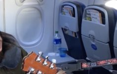United Airlines Wedding Singer
