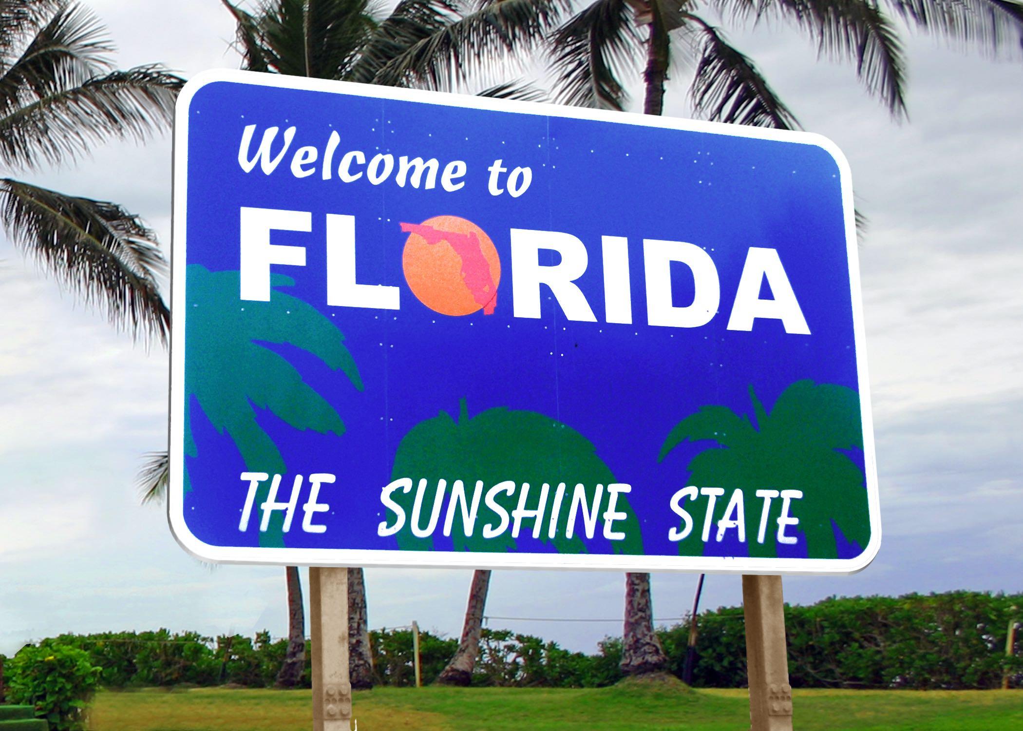 Florida Restricts New York Flights