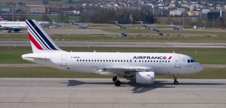 Air France Domestic Flight Ban