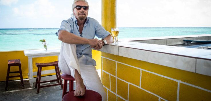 Richard Branson Defense
