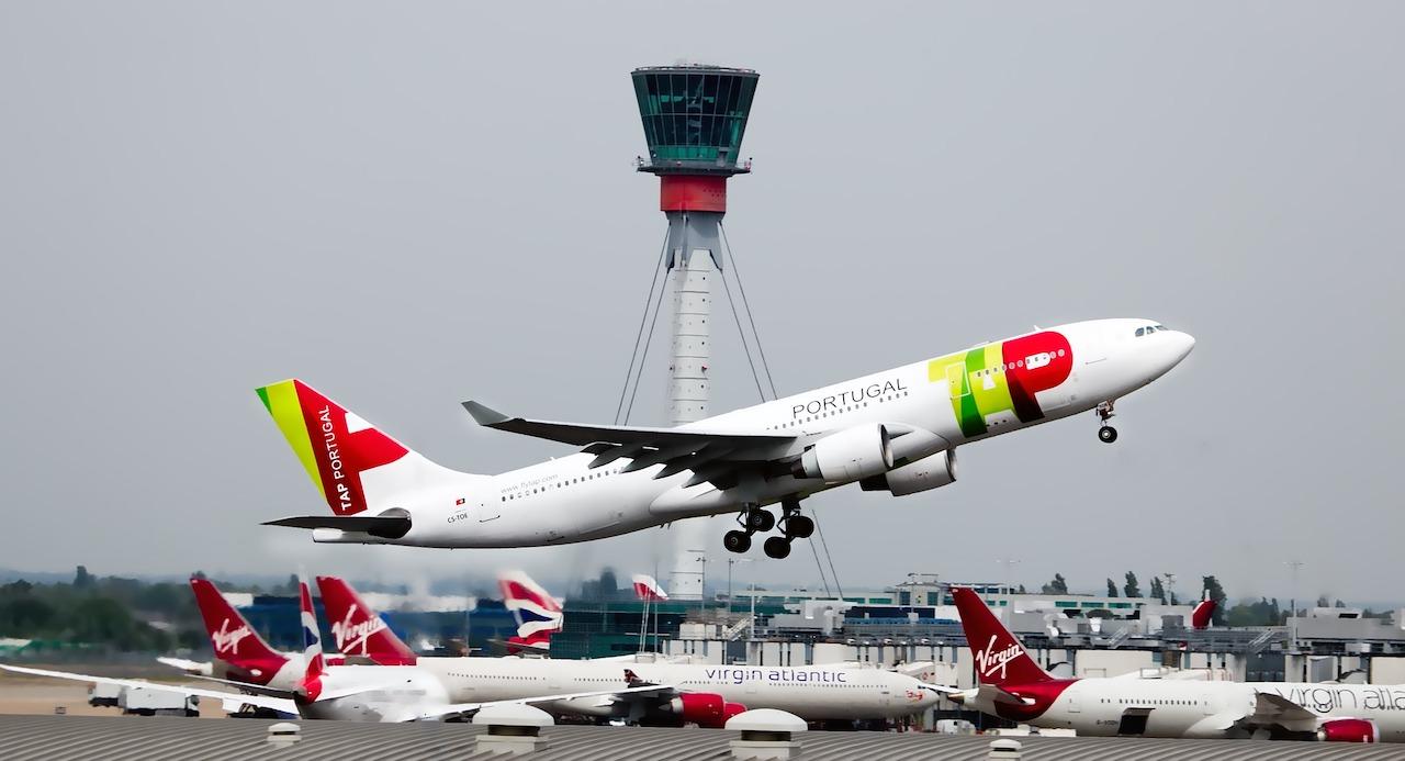 TAP Airbus 330-200
