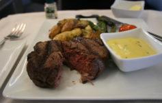US Airways Steak