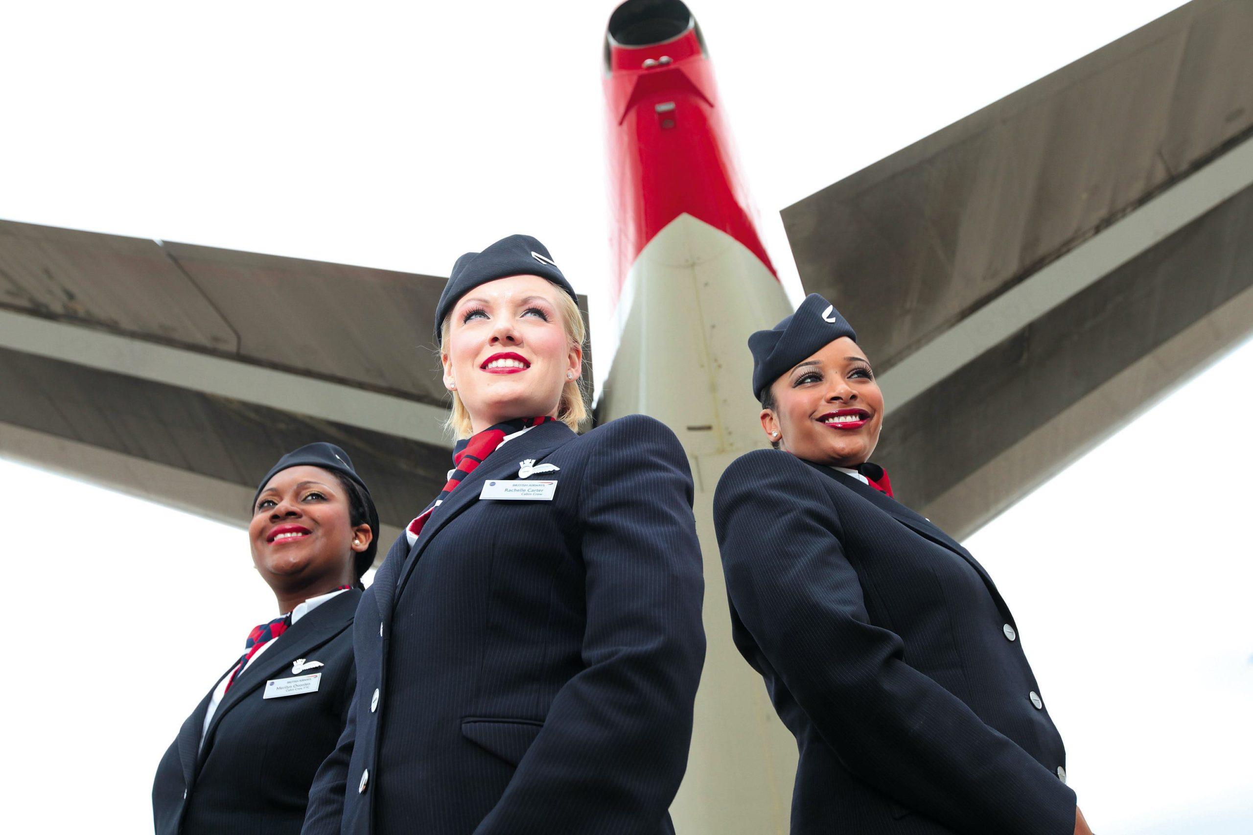 British Airways Staff Afraid