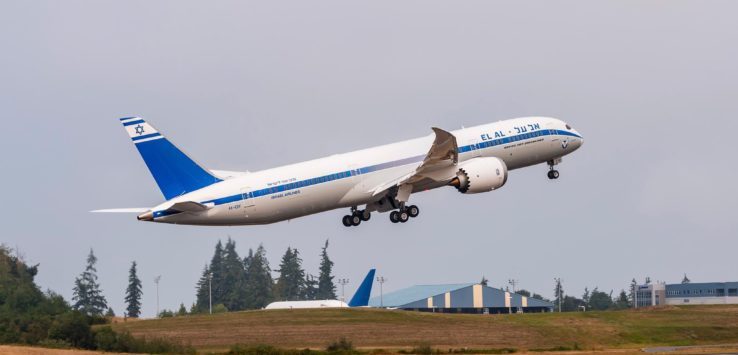 EL AL Suspends Operations