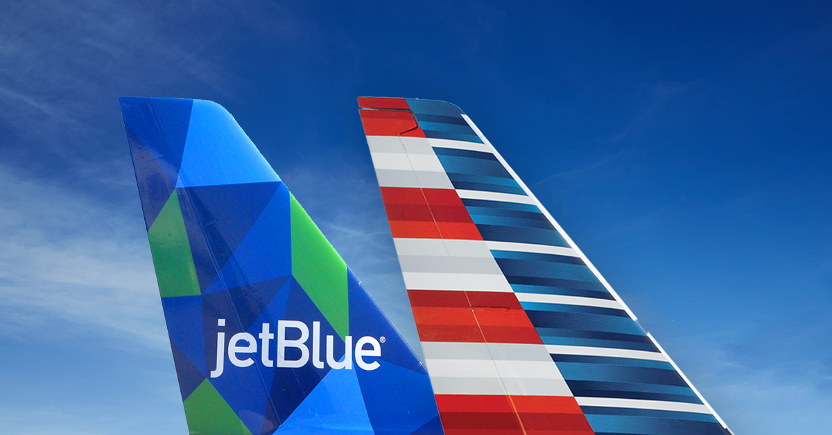 JetBlue American Strategy