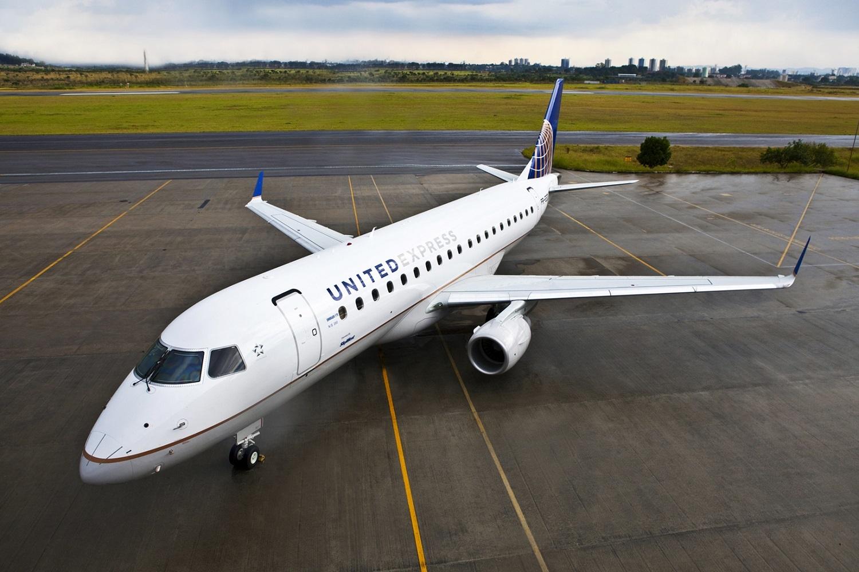United Embraer 175 Seats