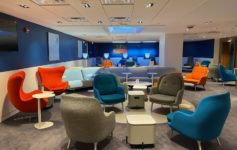 Air France Lounge Washington Dulles Review