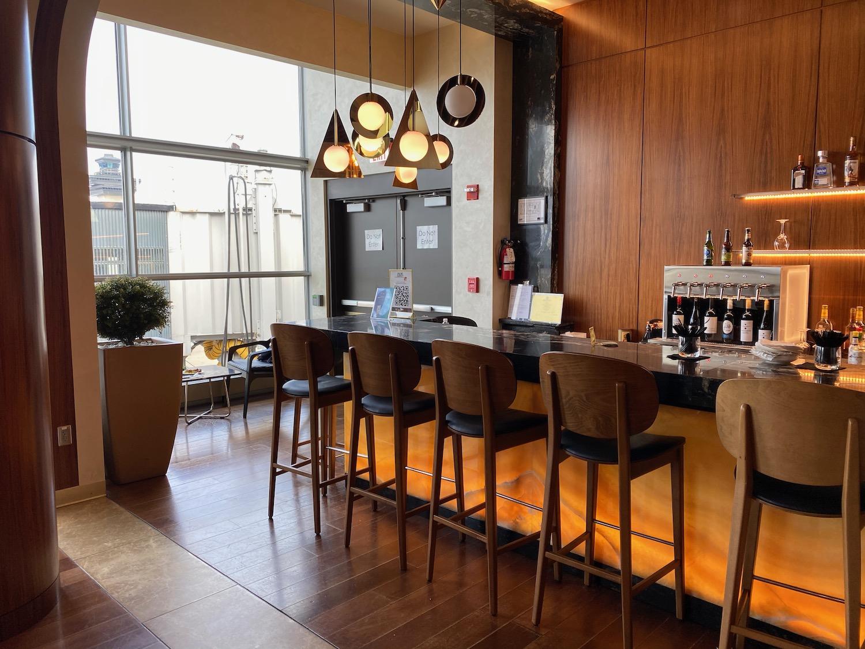 Turkish Airlines Washington Dulles Lounge Review