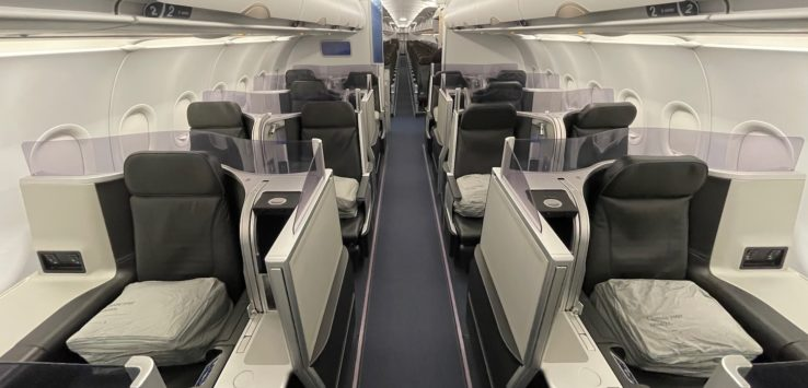 JetBlue A321 Mint Review