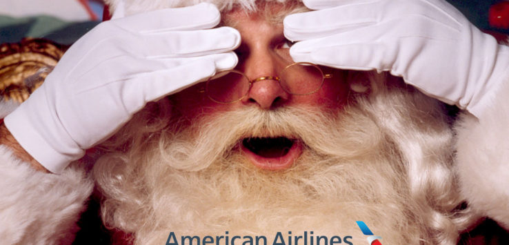 American Airlines Holiday Gift