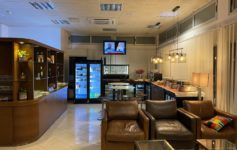 AHS Business Lounge Cotonou Review