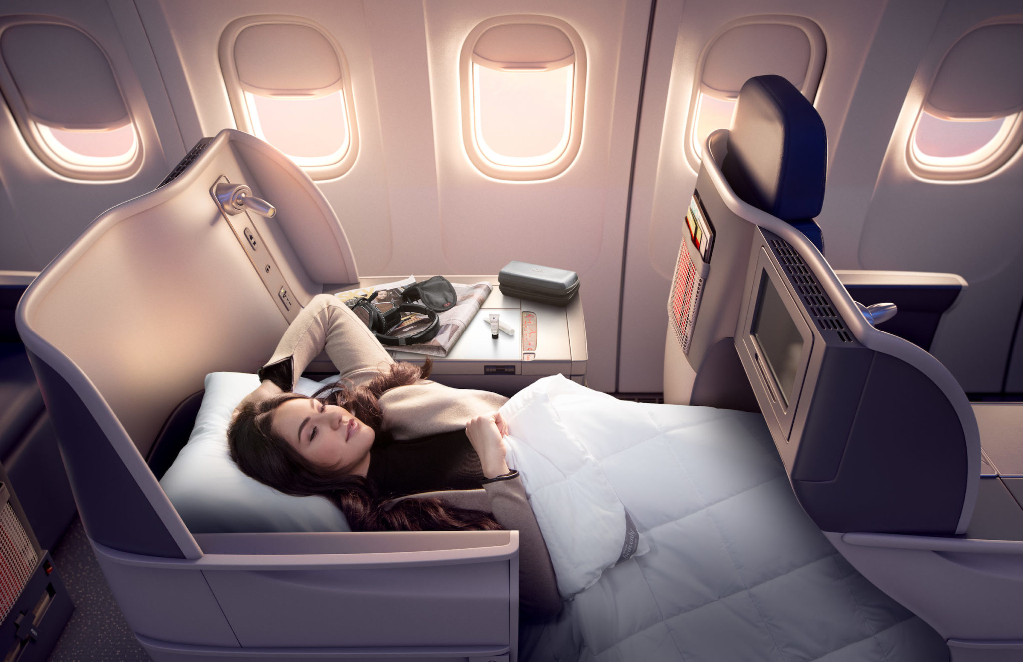 Delta Business Class Deal