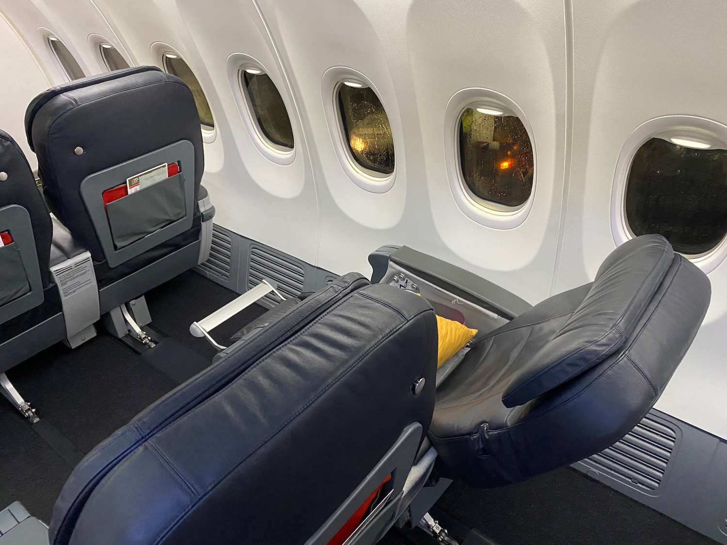 Turkish Airlines 737-900 Business Class Review