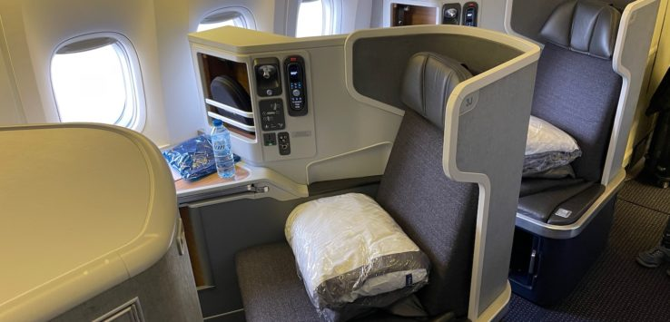 American Airlines 777-300ER Business Class Review