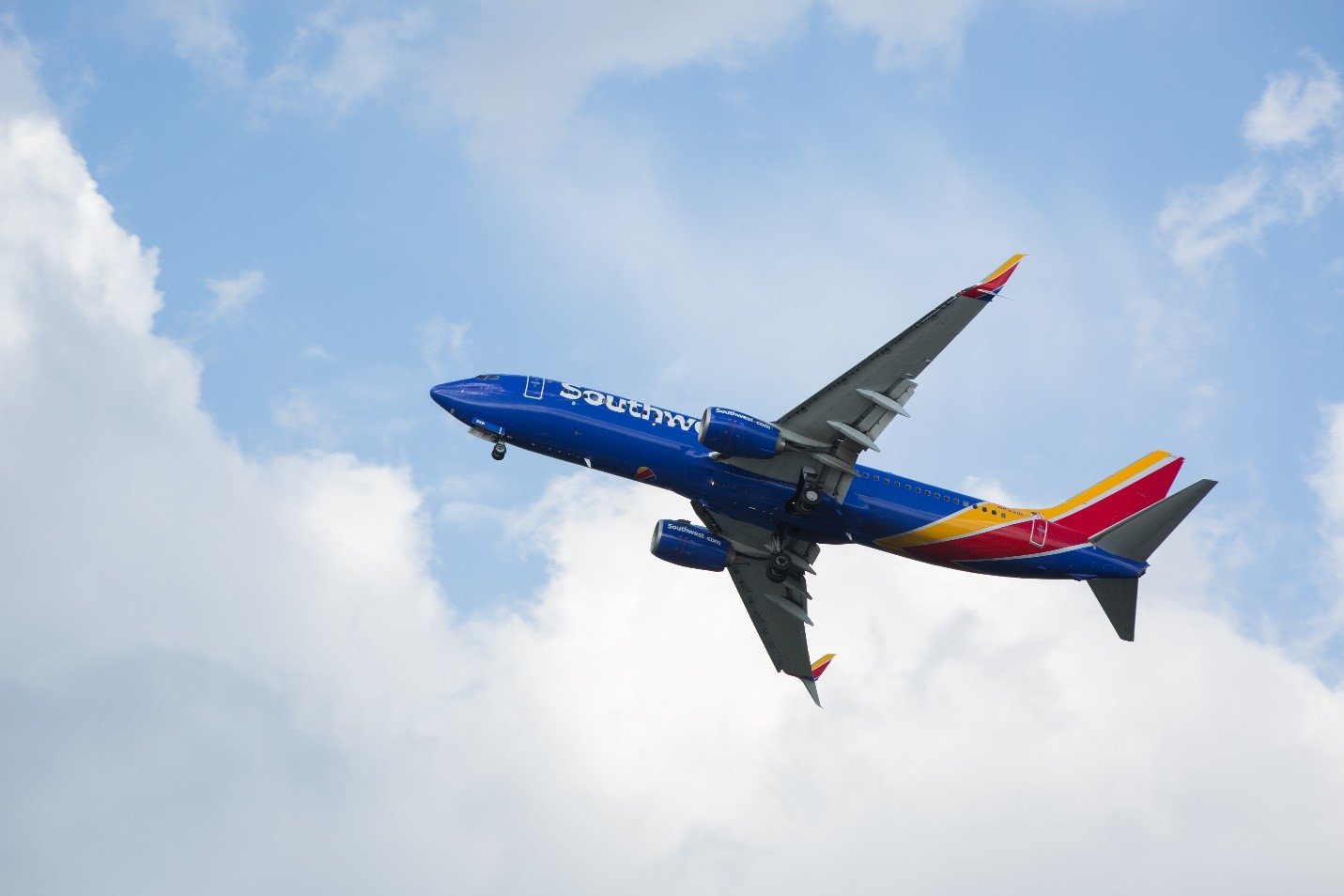 Southwest Airlines Disabled Passengers