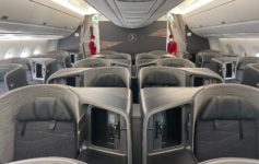 Turkish Airlines A350 Business Class Review
