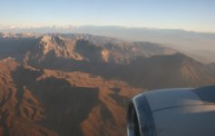 airlines fly over Afghanistan